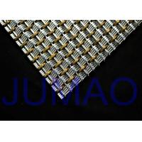 Wholesale Elevator Car Architectural Metal Fabric Noncorroding With Bronze Alloys from china suppliers