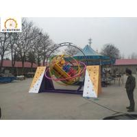 Wholesale ISO Certificated Human Gyroscope Ride , Stimulating Gyro Ball Ride from china suppliers