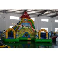 China kids inflatable jumping balloon kinds infalatable playground balloon inflatable bouncer castle bouncy castle slide on sale