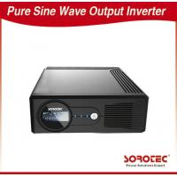 Wholesale 10Amp 12V UPS Power Inverter LCD fault IG3110C with silent operation for DVD from china suppliers