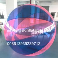 Wholesale popular inflatable ball games,adults inflatable walk on water ball,water walking ball for kids sale from china suppliers