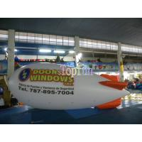 Wholesale Zepplin Inflatable Helium Blimp / Inflatabel Advertising Balloon for promotion from china suppliers