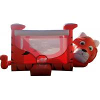 Buy cheap Tiger Belly Bouncer 13'W + Tiger Head = 18' W x 13'L (+ Step) x 14'H from wholesalers
