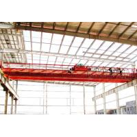 Buy cheap 32 Ton Double Girder Bridge Crane Electric Overhead Crane With Remote Control from wholesalers