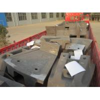 Wholesale Large AG Mill Castings Sag Mill Liners For Mine Mills HRC33-43 from china suppliers