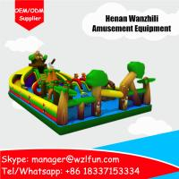 Wholesale Popular newest inflatable baby games inflatable bouncer/cheap inflatable bouncers for sale from china suppliers