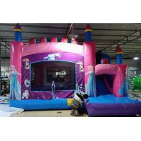 Wholesale Children Inflatable Jumping Castle High Strength With Double Down Slides from china suppliers