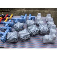 Wholesale Customized Logo Inflatable Bunkers Paintball Sports Games / Outdoor Bunker Field from china suppliers
