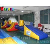 Wholesale Inflatable water obstacle,water sport game,KWS007 from china suppliers