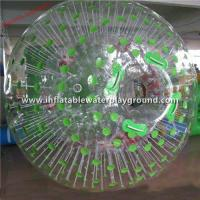 Wholesale Safety Football Inflatable Zorb Ball Rental , Adventure Sports Human Hamster Ball from china suppliers