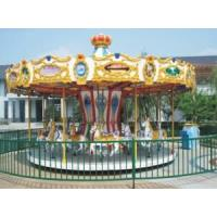 Wholesale Rides Carousel Amusement Go Round Merry (FL--03B) from china suppliers