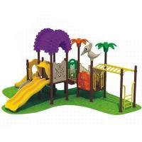 Wholesale Engineering Plastic Outdoor Playground AM-1671A from china suppliers