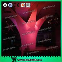 Wholesale 3M Events Decoration Lighting Inflatable Tree For Banquet Decoration from china suppliers