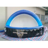 Wholesale Customized Inflatable Bar Tent 0.4 Mm PVC Tarpaulin Two Door For Display from china suppliers