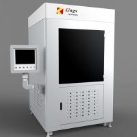 Buy cheap Resin Material Dental 3D Printer 1.5KW Rated Dissipation Zero Noise Eco - from wholesalers