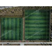 Wholesale Raw Materials PE Futsal Artificial Grass With Woven Backing 60 Mm Pile Height from china suppliers