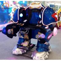 Wholesale Electric Carnival Bumper Cars Walking Robot Shape 150 Kg Load Weight from china suppliers
