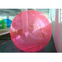 Wholesale 1.0mm Thickness Inflatable Bubble Ball Text Printing With German T - ZIP Zipper from china suppliers
