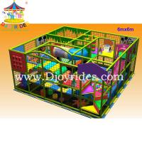 Wholesale kid's playground children indoor naughty castle for sales from china suppliers