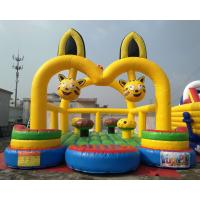 Wholesale Anime Themed Inflatable Playground Equipment For Children Healthy And Interactive from china suppliers