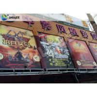 Wholesale Professional Imax Movie Theater 4D Sound Vibration Cinema With 100 Seats from china suppliers