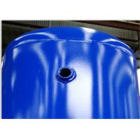 Wholesale Carbon Steel Low Pressure Air Tank , 1320 Gallon Volume Compressed Air Holding Tank from china suppliers