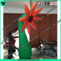 Customized Flower Inflatable For Event Party Decoration/Spring Event Decoration
