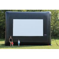 Wholesale PVC tarpaulin inflatable outdoor movie screen , custom inflatable advertising from china suppliers