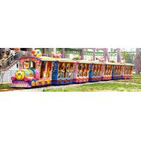 Wholesale Carnival Fairytale Amusement Park Train Rides , 14 Persons DC24V from china suppliers