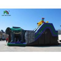Wholesale Commercial Multipropose Inflatable Amusement Park Amazing Design Non - Toxicity from china suppliers