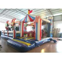 Wholesale Inflatable circus clown fun city new design inflatable clown multiplay fun park on sale from china suppliers