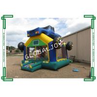 Wholesale Air Car Blow Up Bounce Houses Truck Commercial Jumping Castles from china suppliers