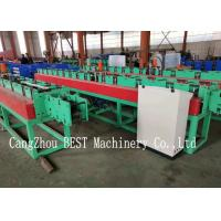 Buy cheap Roller Shutter Door Steel Making Roll Forming Machine Hydraulic Cutting from wholesalers
