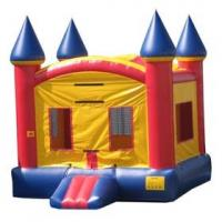 Wholesale Commercial Inflatable Jumpers Bouncer, Bouncy House YHCS 027 with 0.55mm PVC Tarpaulin from china suppliers