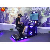 Wholesale Carzy Horse Riding VR Game 9D Virtual Reality Theme Park VR Horse Simulator Ride from china suppliers