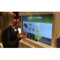 Wholesale Smart Digital Interactive Retail Displays Data Collection With Advertisement Video from china suppliers