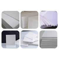 Wholesale 4x8 15mm Expanded Foam Sheet , Cabinets Use White Foam Board Customized from china suppliers