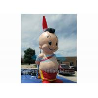 Waterproof PVC Inflatable Character , Quick Inflated Inflatable Characters