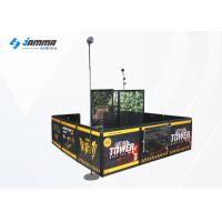 Wholesale VR Game Machinie Virtual Reality Simulator Multiplayer VR Last Day On Tower from china suppliers