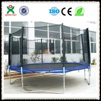 Wholesale China Cheap 10FT to 16FT Trampoline Bed Manufacturer Kids Hot Sale Trampoline from china suppliers