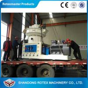 Wholesale Vertical ring die Wood Pellet Machine YGK J450 , 560 , 680 , 850 , 1050 from china suppliers