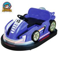 Buy cheap Durable Friends Amusement Park Bumper Cars Optional Remote Control from wholesalers