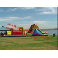 inflatable obstacle course  Obstacle Course / adult inflatable obstacle course for sale
