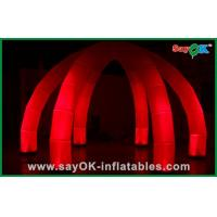Wholesale Advertising Spiders Tent Inflatable Lighting Decoration With LED from china suppliers