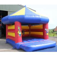 Wholesale Spongebob inflatable slide BC-272 from china suppliers