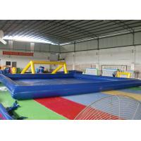 Wholesale Indoor Rectangular kids Inflatable Swimming Pool , Blow Up Swimming Pool from china suppliers