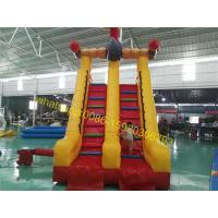 Wholesale water slip slide kids pool slide from china suppliers