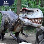 Zoo Equipement High Quality Realistic Dinosaur Models Handmade Robotic Dinosaur Model