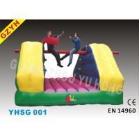 Wholesale EN 14960 Certificate 0.55mm PVC Inflatable Sport Games Equipment for Amusement park from china suppliers
