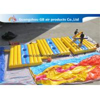 Wholesale High Tensile Strength Inflatable Sports Games , Blow Up Battle Mat Air Combat from china suppliers